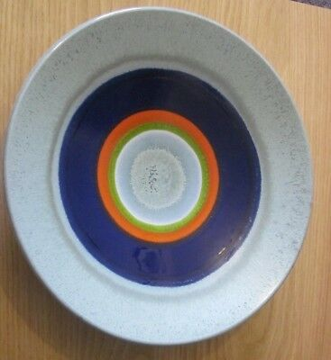 Poole Pottery The Planets Mercury Limited Edition 25cm dish - Excellent cond