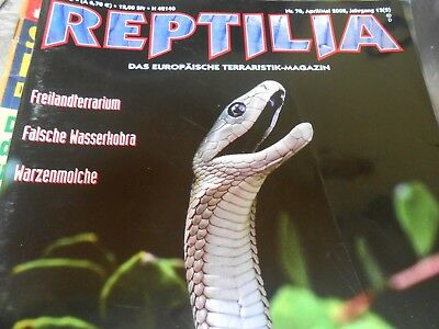 Reptilia Nr.70 April/Mai 2008 - MAMBAS