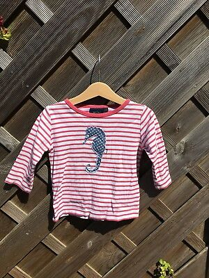 🌸☀️ Baby boden Top Playwear age 2-3 years ☀️🌸