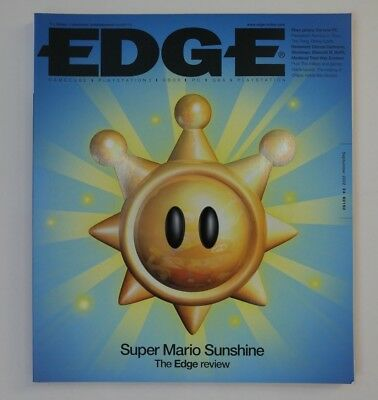 Edge Magazine 7 issue collection - Issues 95, 104, 114, 127, 128, 156, 166, VGC