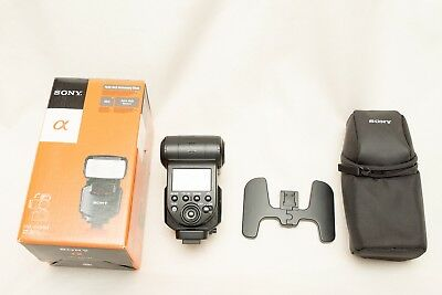 Sony HVL F43AM Shoe Mount Flash for  Sony