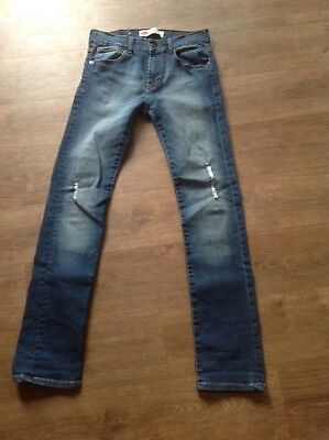 Boys Levis 510 Skinny Jeans Age 14 Years VGC From a smoke free home