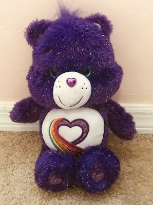 Care Bears 35th Anniversary Limited Edition Rainbow Heart