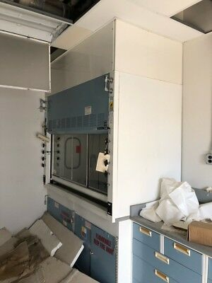 6' Fisher Hamilton SafeAire Bench Top Fume Hood