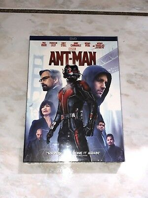 Ant-Man (DVD, 2015) Brand New Fast Free Shipping!