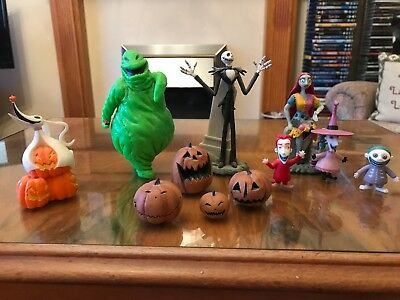 The Nightmare Before Christmas Figures Models Collection