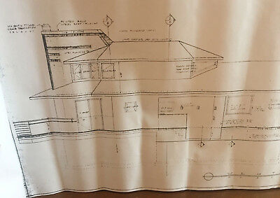 Copy - Blue Prints Of The Tawas Bay Marina Located In Tawas City, Mi In Iosco Co