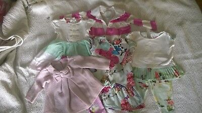 Girls Ted Baker/Ralph Lauren bundle 3-6 months and 6-9 months