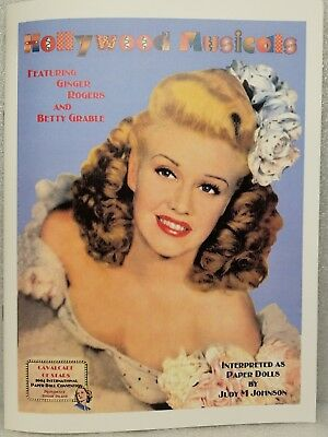 2004 PAPER DOLL CONVENTION - Judy M Johnson, Hollywood Musicals.