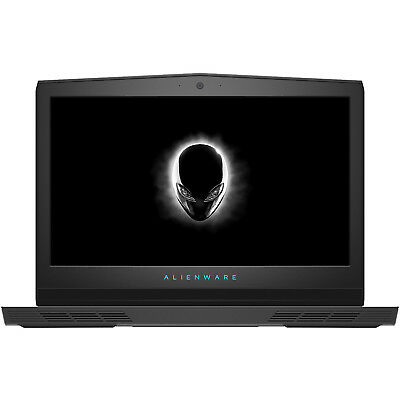 "Dell AW17R5-7092SLV 17.3"" Alienware R5 i7-8750H 16GB RAM, 1TB Gaming Notebook"