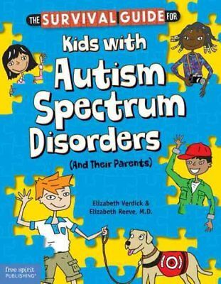 Survival Guide for Kids with Autism Spectrum Disorders 9781575423852