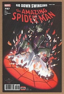 Amazing Spider-Man #797 9.6 NM+ Marvel 2018 Alex Ross Cover 9.8 Candidate