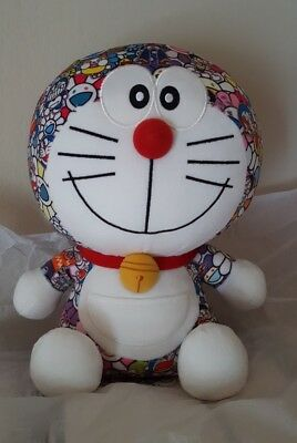 Uniqlo Doraemon X Takashi Murakami Plush Toy UT Limited Edition