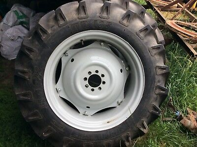 Ford 3000 Tractor Wheels And Tyres