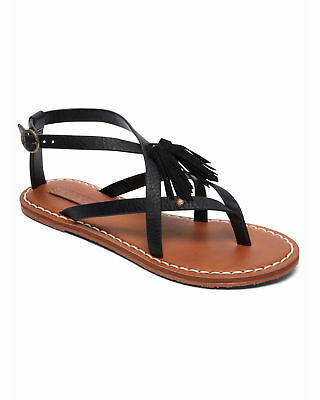 NEW ROXY™  Womens Luiza Strappy Tassel Sandal Womens Footwear
