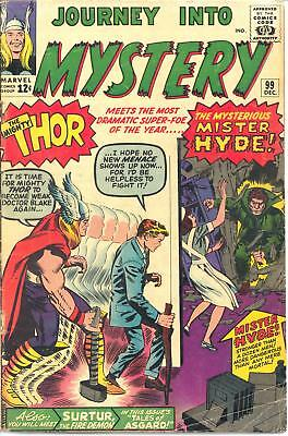 Journey into Mystery # 99        6.0    Thor