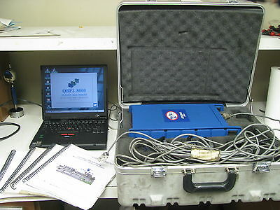 IntraCorp QB-8000 Laser Alignment System w/ computer, manuals and software