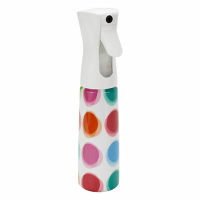 ERICO Flairsol Mist Spray Bottle Polka Dot 10 oz