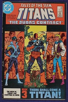Tales of the Teen Titans #44 (Jul 1984, DC), High Grade Book, Key 1st Nightwing.