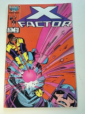X-Factor # 14  Marvel March 1987