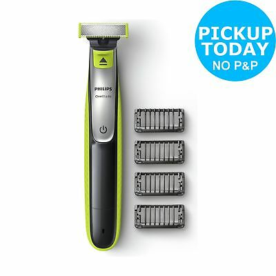 Philips QP2530/25 Wet and Dry Oneblade Cordless Trim, Edge and Shave.