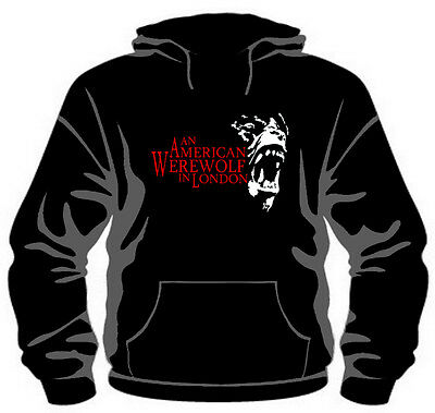 American Werewolf In London Hoodie *High Quality, Unisex, All Sizes*