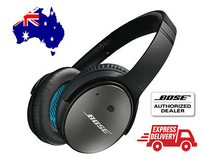 BOSE QC25 Noise Cancelling Headphones Black (For Android Devices)