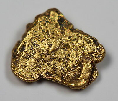 Gold Nugget 0.14 Grams (Australian Natural)