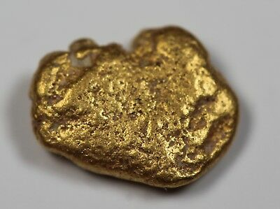 Gold Nugget 0.58 Grams (Australian Natural)
