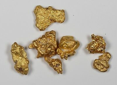 Gold Nuggets 2.01 Grams (Australian Natural)