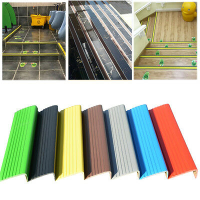 PVC Anti Slip Stairs Protector Guards Baby Kids Safety Fall Prevention Odorless