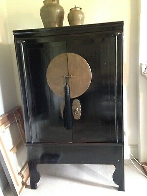 Antique Chinese Marriage Cabinet