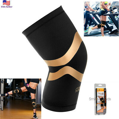 Copper Fit Pro Series Compression Knee Sleeve AS SEEN ON TV
