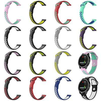 for Garmin  vivoactive3  vivomove HR  20MM Silicone Replacement Watch Strap Band