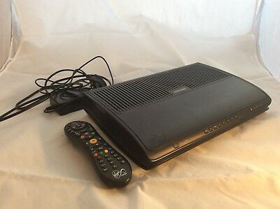 Samsung Virgin Media TIVO Box SMT-C7100 With Remote & Power 500GB