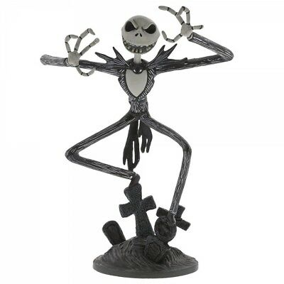 Disney Grand Jesters Jack Skellington Vinyl Figurine  NEW in Gift Box