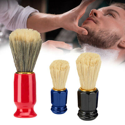 Men Shaving Bear Brush Best Badger Hair Shave Wood Handle Razor Barber Tools