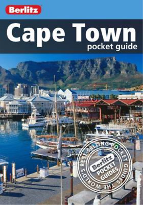 Berlitz: Cape Town Pocket Guide (Berlitz Pocket guides), Berlitz, Used; Good Boo