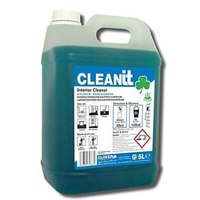 Clover Cleanit Interior Cleaner - 5Ltr