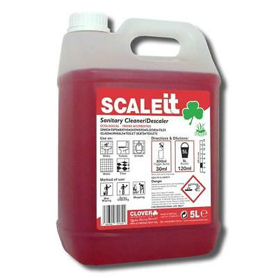 Clover Scaleit Sanitary Cleaner - 5Ltr