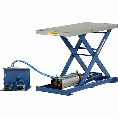 Vestil Pneumatic Scissor Lift Table - 200-Lb. Capacity, Model# AT-10