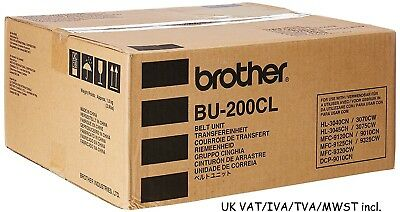 Bu-200Cl Bu200Cl Brother Genuine Original Transfer Belt Unit Hl3040Cn Hl3070Cw