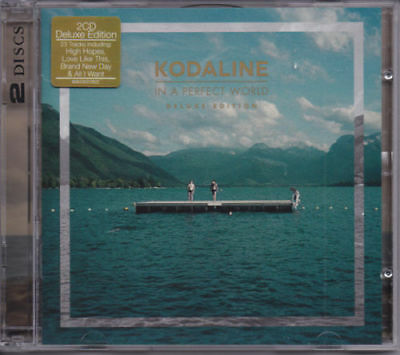 Kodaline In A Perfect World (2013) 2CD Deluxe Edition  NEW Stunning Priced album