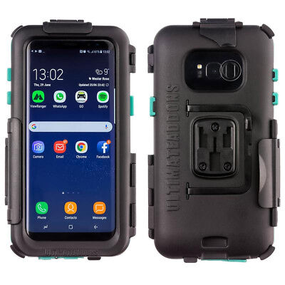 Ultimateaddons Motorcycle Waterproof *Tough* Phone Case - Samsung S8+ (Plus)