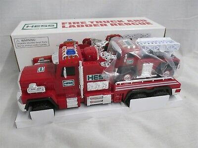 2015 Hess Toy Fire Rescue Truck & Ladder