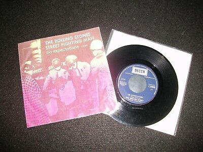 Rolling Stones-Street Fighting Man-No Expectation--F 22825