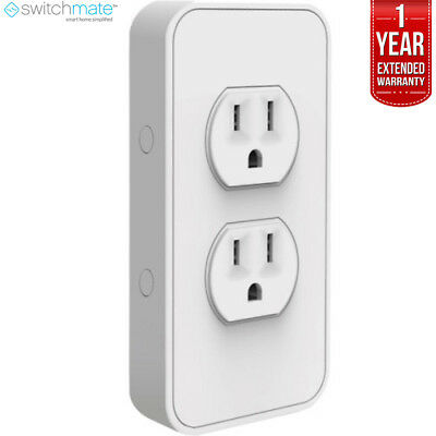 Switchmate Switchmate Power Socket with Voice Control + 1 Year Extended Warranty