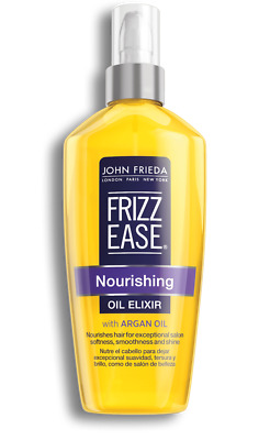 JOHN FRIEDA Frizz Ease Nourishing Oil Elixir With Argan Oil 100 ml