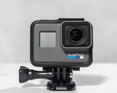 GoPro HERO 6 Action Camera - Black NEVER USED