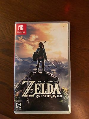 New - Legend of Zelda: Breath of the Wild - 045496590420